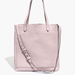 NWT Madewell Medium Transport Tote Wisteria Dove
